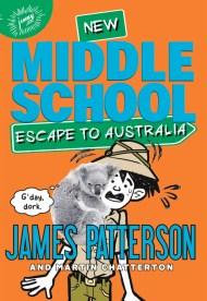 Middle school escape to australia book report